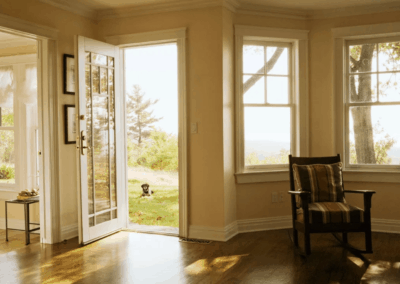 Replacement Window, Door, and Siding Construction Business